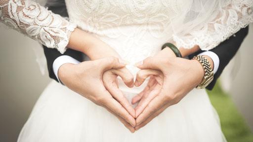 «silent wedding»